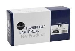 Картридж NetProduct Canon E16 - фото 5937