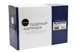 Картридж NetProduct ML-D3470B для Samsung ML-3470D/3471ND, 10K