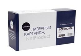 Картридж NetProduct (N-SCX-D4200A) для Samsung SCX-D4200/4220, 3K