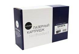 Картридж NetProduct CF287A для HP LJ M506dn/M506x/M527dn/M527f/M527c, 9K