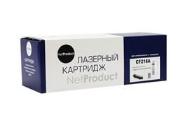 Картридж NetProduct CF218A , с чипом